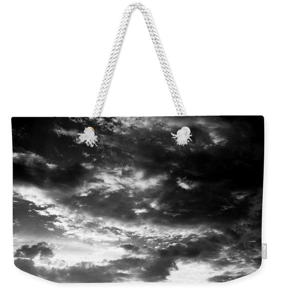 Bw Sky Weekender Tote Bag