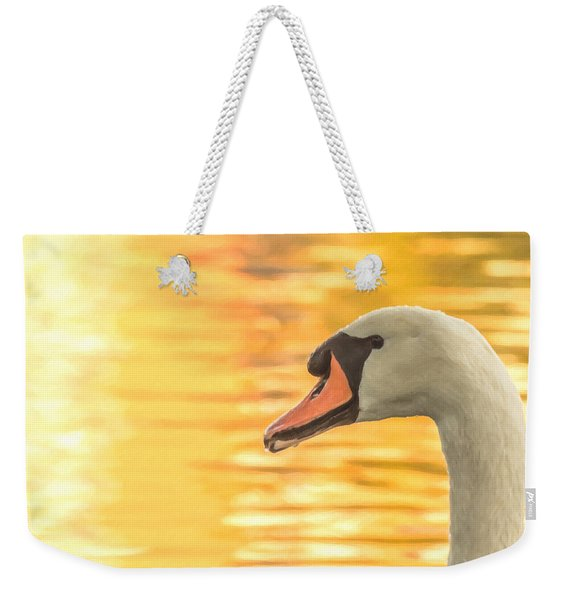 Weekender Tote Bag featuring the photograph By Dawn's Light by Garvin Hunter
