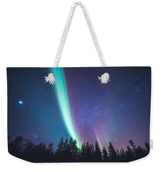 By Jupiter Weekender Tote Bag