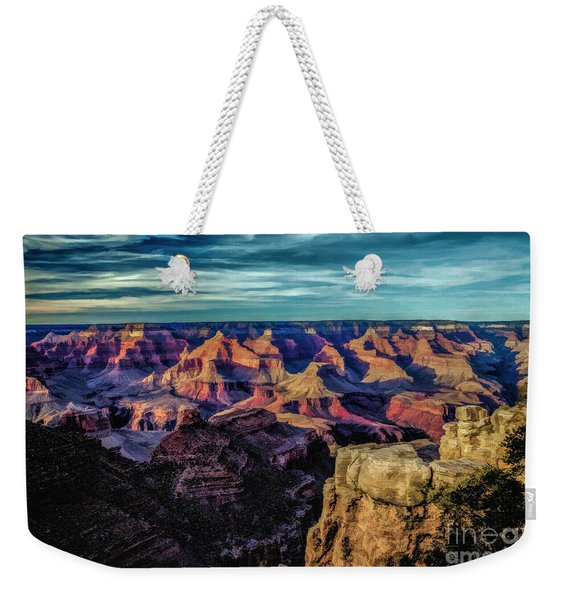 By The Dawns Early Light Weekender Tote Bag
