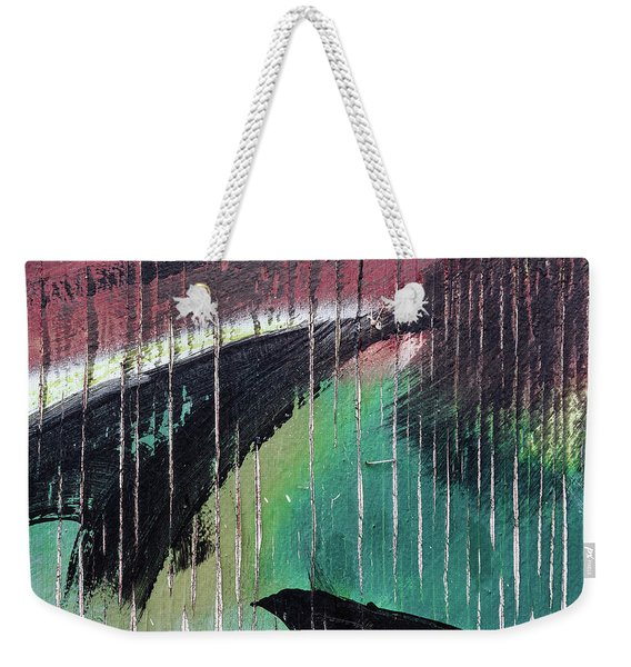 By The Light Of The Day Weekender Tote Bag