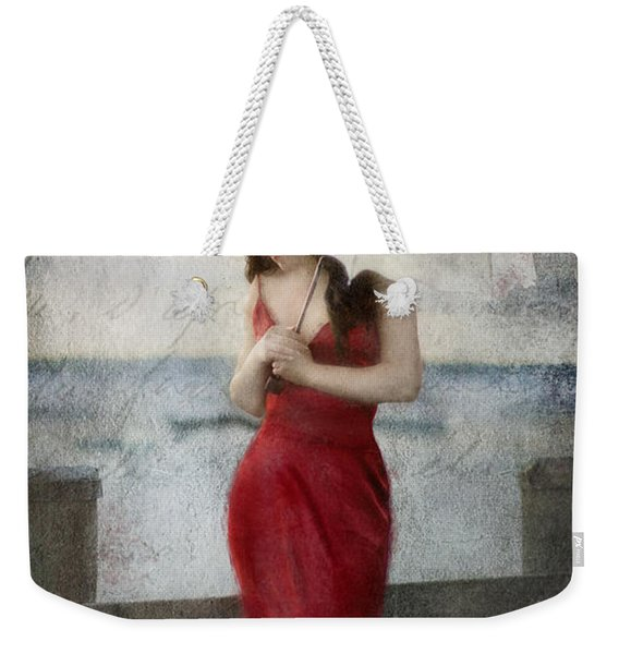 By The Northport Sea Weekender Tote Bag