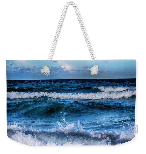 By The Sea Series 03 Weekender Tote Bag