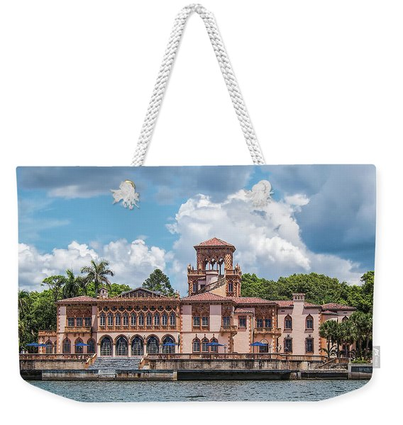 Ca D'zan From The Water Weekender Tote Bag