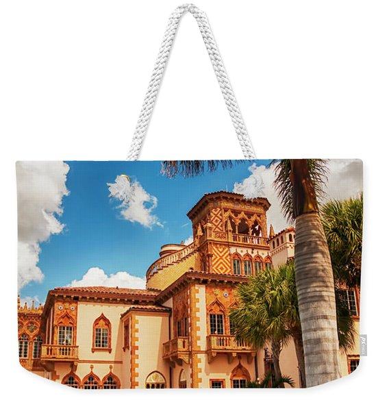Ca' D'zan Weekender Tote Bag