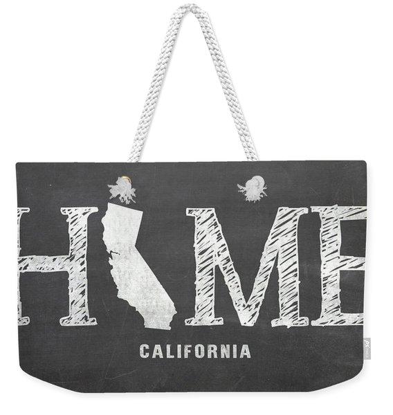 Ca Home Weekender Tote Bag