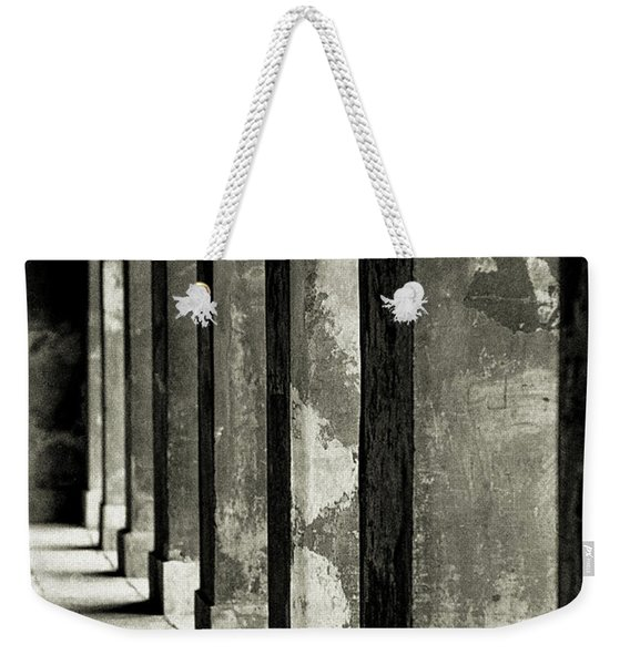 Cabildo Columns Weekender Tote Bag