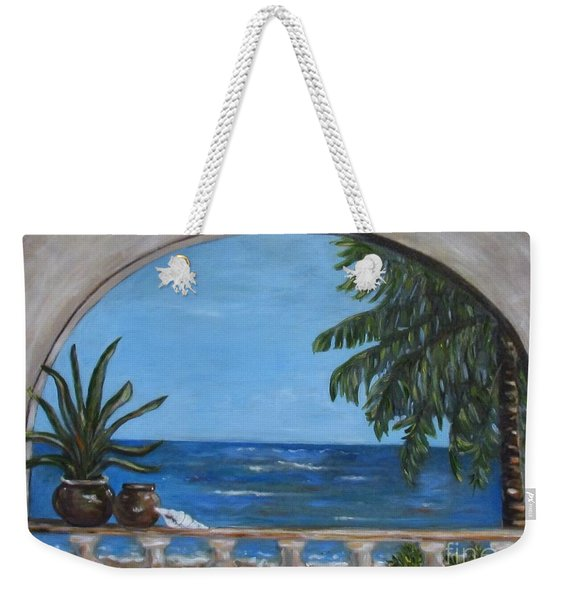 Cabo Arch #2 Weekender Tote Bag
