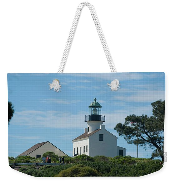 Cabrillo National Monument Weekender Tote Bag