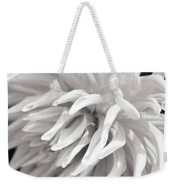 Cactus Dahlia Weekender Tote Bag