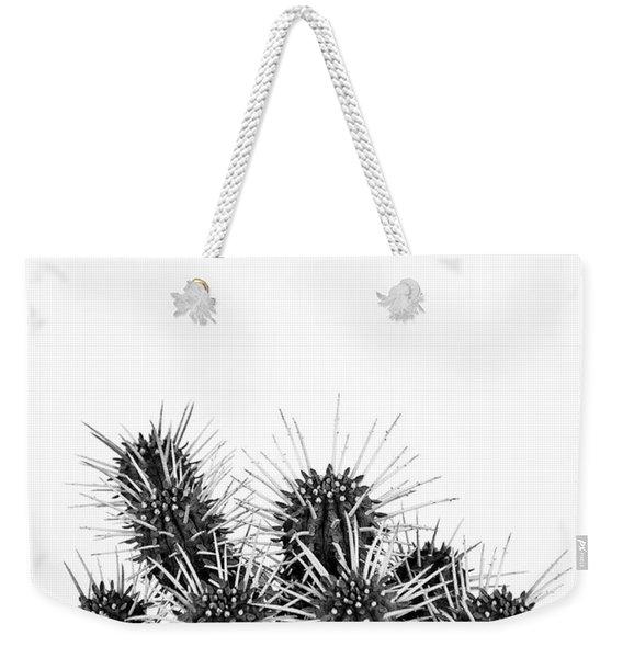 Cactus Nature Weekender Tote Bag
