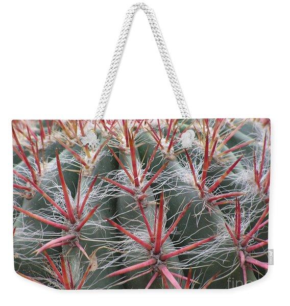 Cactus01 Weekender Tote Bag