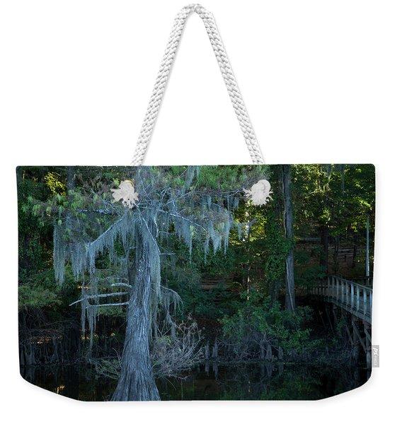 Caddo Lake #1 Weekender Tote Bag