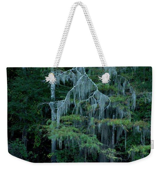 Caddo Lake #4 Weekender Tote Bag