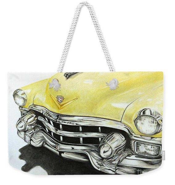 Caddy Weekender Tote Bag