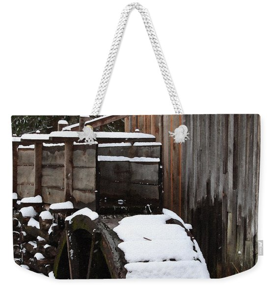 Cades Cove Mill I Weekender Tote Bag