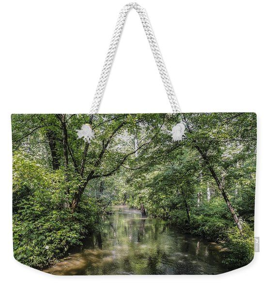 Cades Creek Weekender Tote Bag