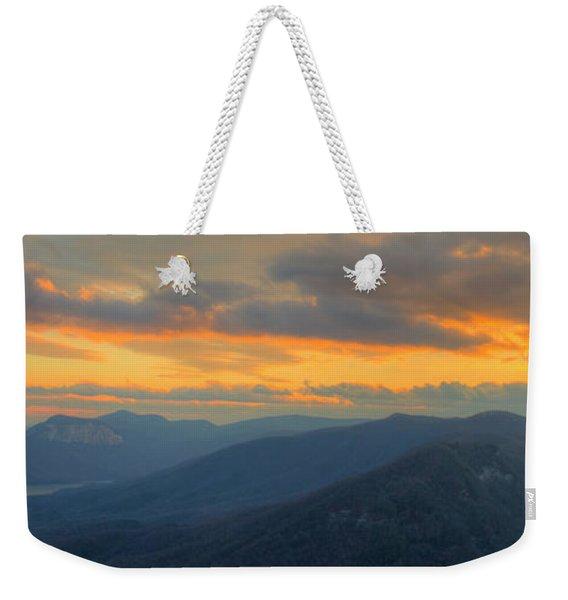 Caesars Head Light Weekender Tote Bag