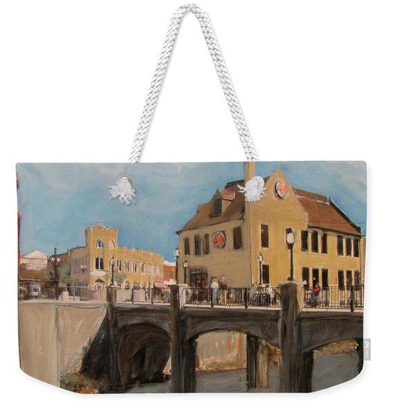 Cafe Hollander 1 Weekender Tote Bag