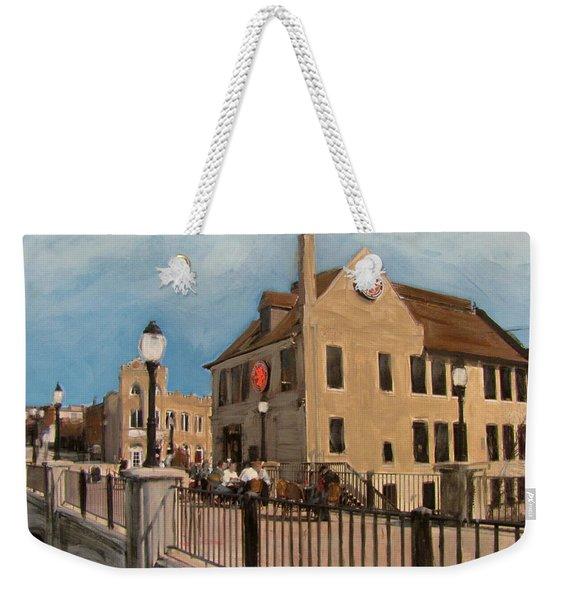Cafe Hollander 2 Weekender Tote Bag