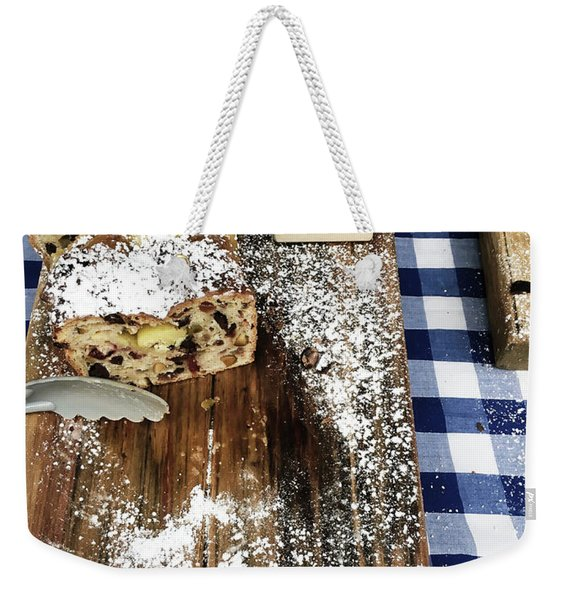 Cake Stall At A Market Weekender Tote Bag