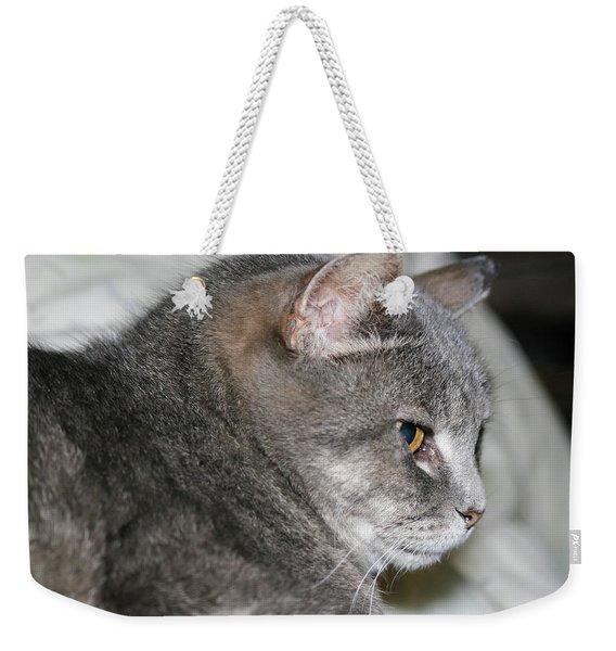 Cal-6 Weekender Tote Bag