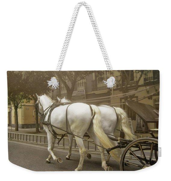 Calesa  Weekender Tote Bag