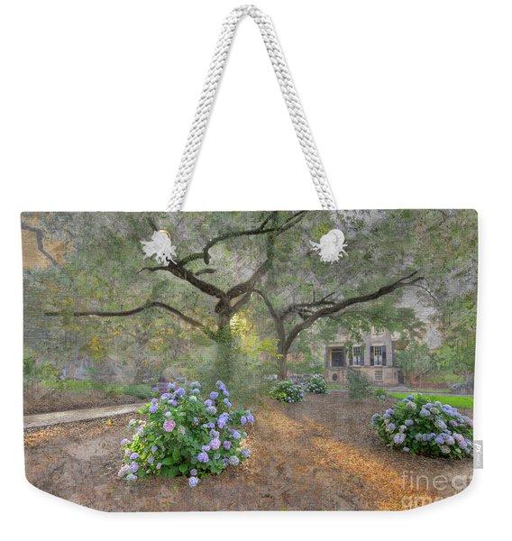 Calhoun Square  Weekender Tote Bag