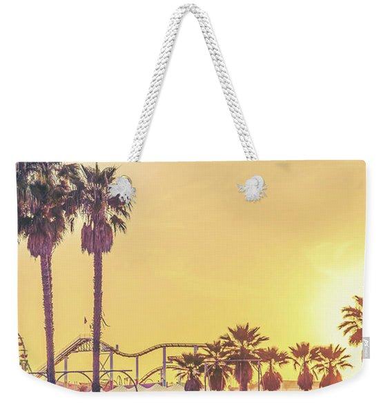 Cali Vibes Weekender Tote Bag
