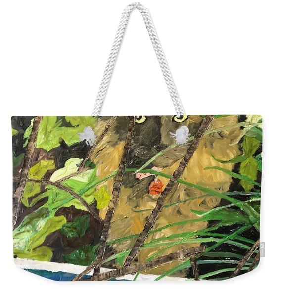 Calico Hunter Weekender Tote Bag