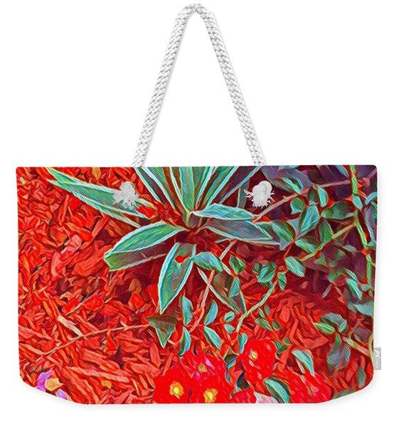 Caliente Weekender Tote Bag