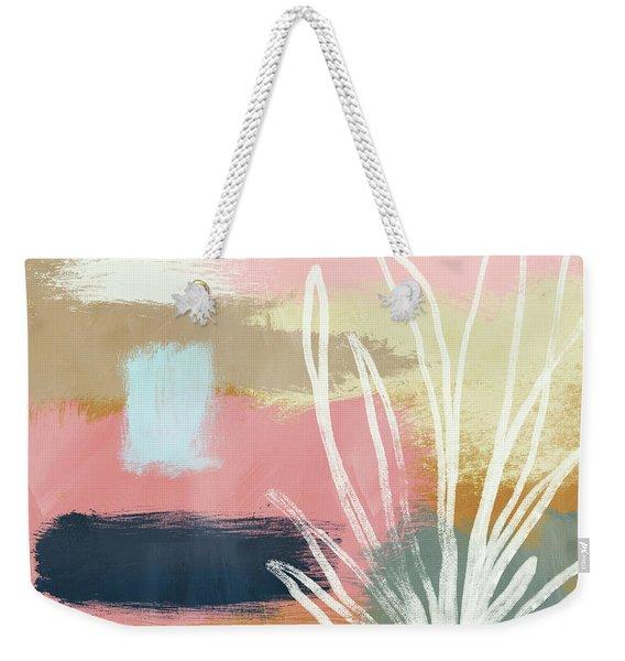California Abstract- Art By Linda Woods Weekender Tote Bag