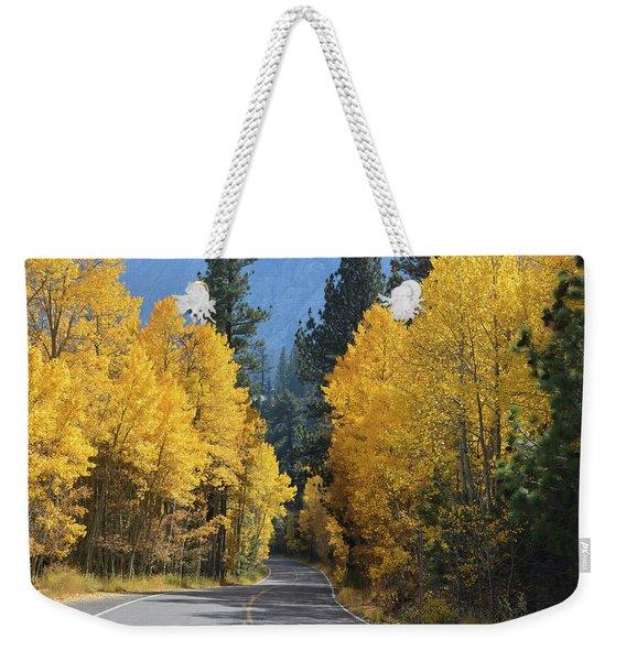 California Gold Weekender Tote Bag