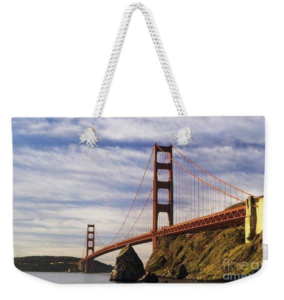 California, San Francisco Weekender Tote Bag