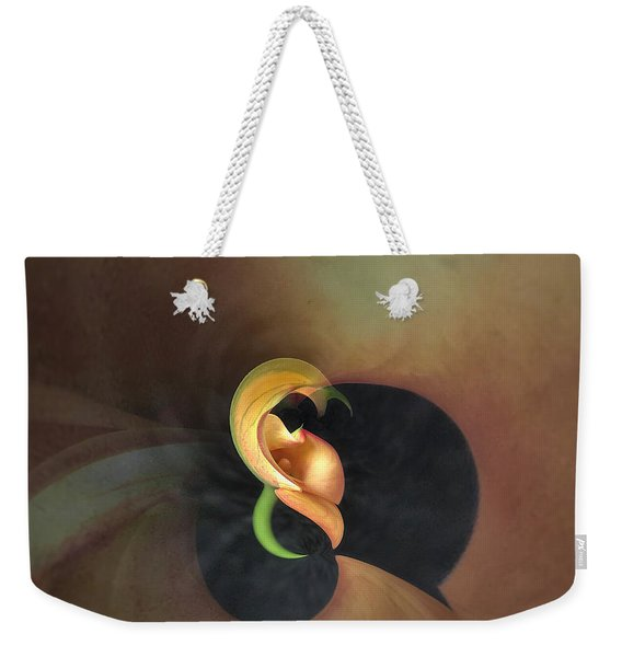 Calla Lily Study 2 Weekender Tote Bag