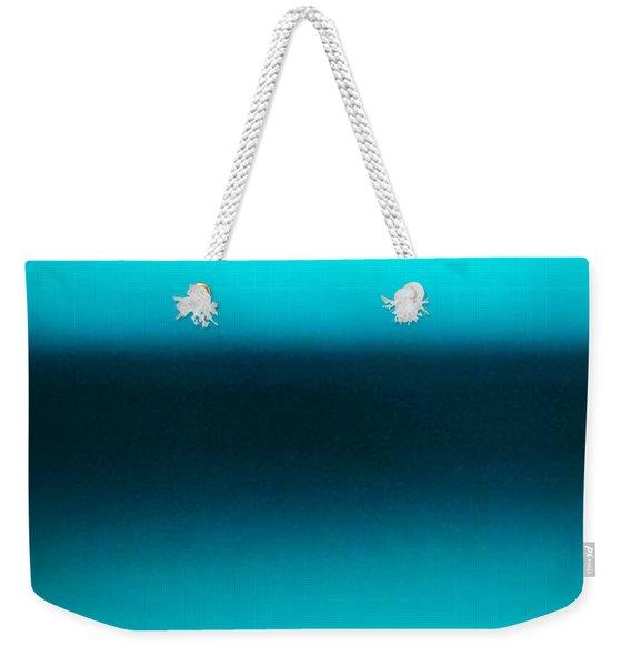 Calm Morning Weekender Tote Bag
