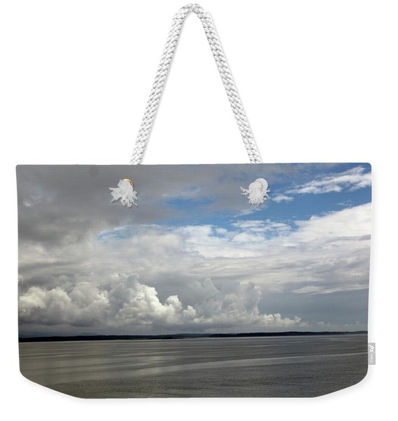 Calm Sea Weekender Tote Bag