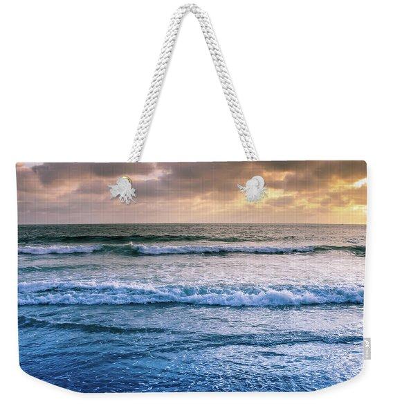 Calming Weekender Tote Bag