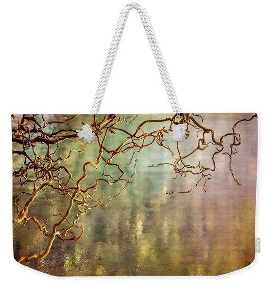 Calming Waters From Heaven Weekender Tote Bag