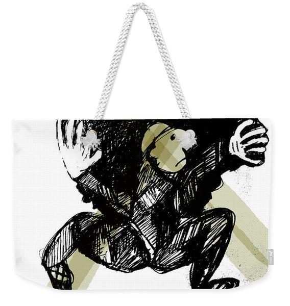 Calvino Traveller Poster  Weekender Tote Bag