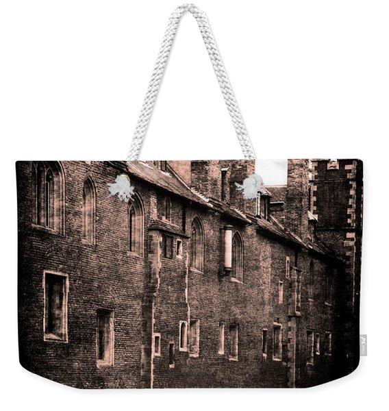 Cambridge, England Weekender Tote Bag