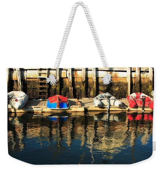 Camden Boats Weekender Tote Bag