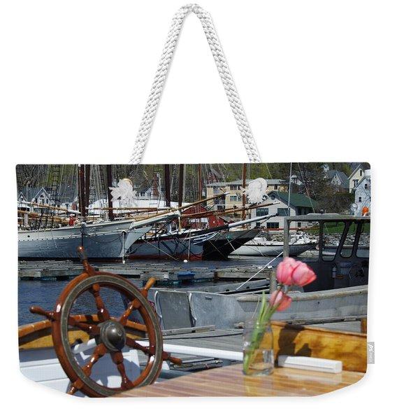 Camden Romance Weekender Tote Bag
