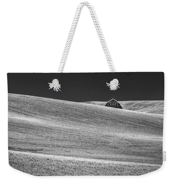 Camera Shy Weekender Tote Bag
