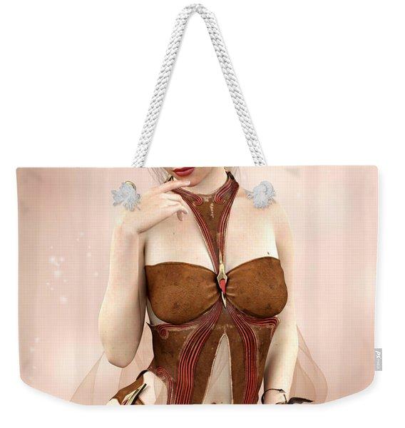 Camille Weekender Tote Bag