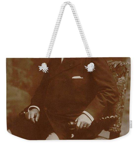 Camille Saint-saens  Weekender Tote Bag