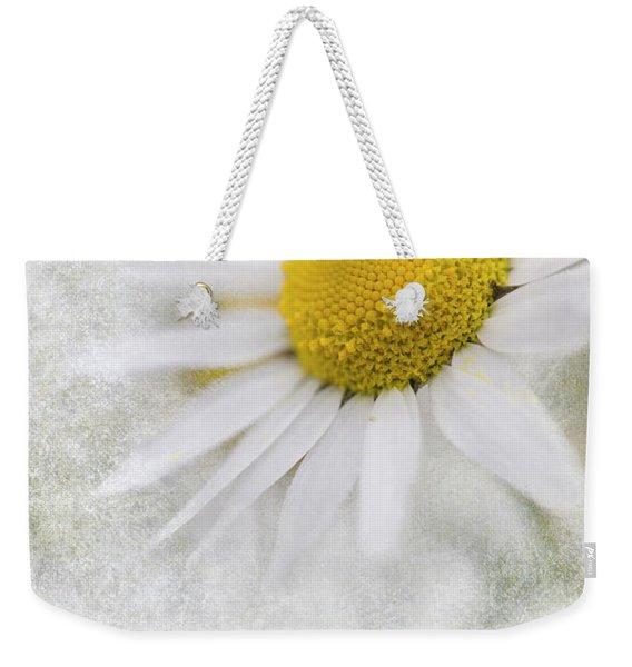 Camomile Flora Weekender Tote Bag