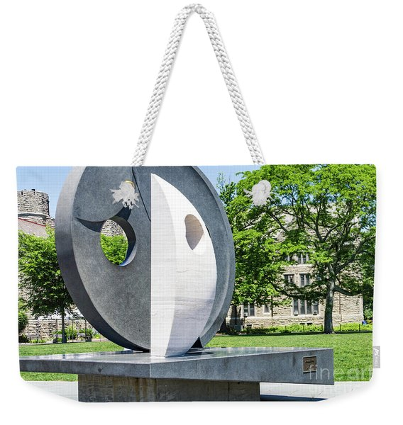 Campus Art Weekender Tote Bag