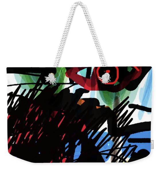 Camus The Rebel  Poster Weekender Tote Bag