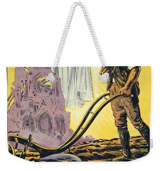 Can You Any Longer Resist The Call Weekender Tote Bag